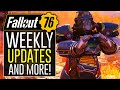 Fallout 76 HUGE Updates - SPECIAL Respec, Stash Increase, Bulldozer Feature, &; More Coming SOON!