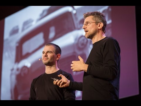 Human-powered mobility for the future | Carlo Ratti and Assaf Biderman