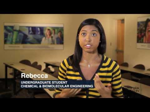 Chemical & Biomolecular Engineering at Georgia Tech