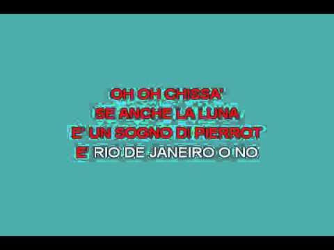 Rio de Janeiro [karaoke]