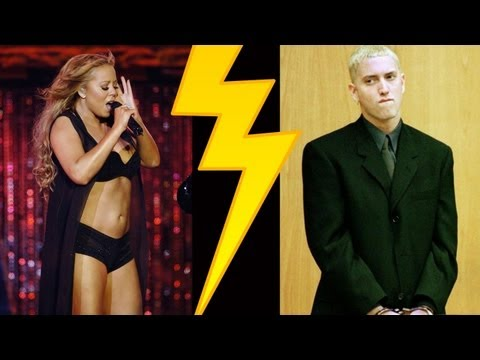 Eminem v The Law, Mariah v Africa & Nude Singers - Music Myths #73