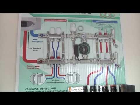 Трубы для отопления и водоснабжения. Виды труб. Монтаж труб