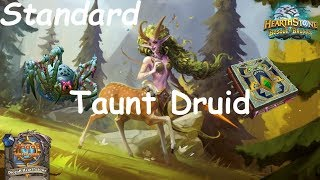 Hearthstone: Master Oakheart Taunt Druid Post-Nerf #18: Witchwood (Bosque das Bruxas) - Standard