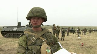 Завершается масштабная внезапная проверка боеготовности российских войск.