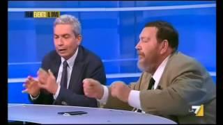 Giuliano Ferrara - La mafia? L'essenza della Sicilia, un potere sociale in quell'isola maledetta