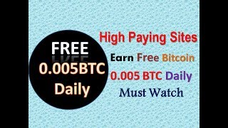 10 Free Bitcoin Cloud Mining Sites Without Investment  Payment proof Bitcoin Mining