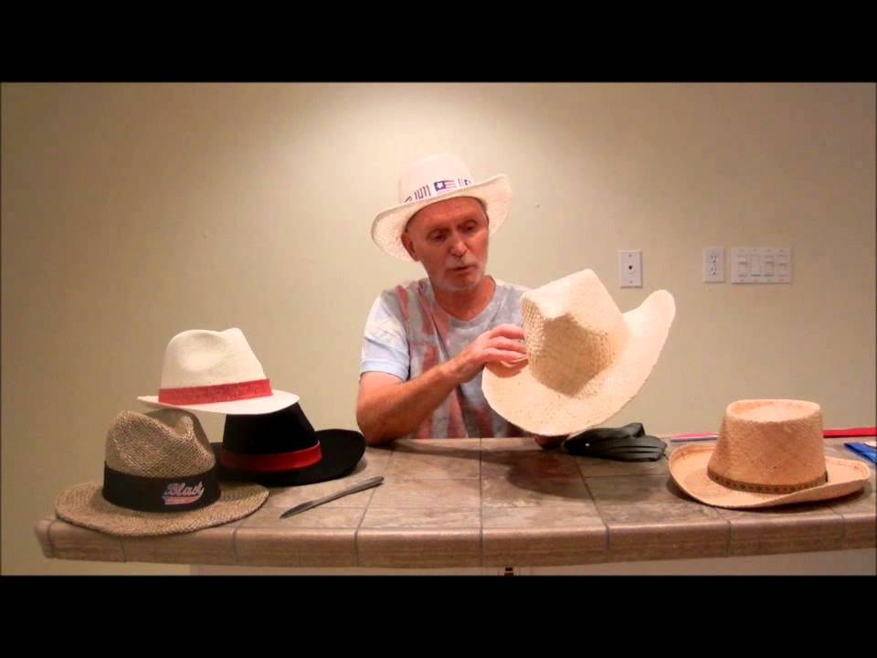 320e8c10ad4 Classic hat band Installation 3-25-2014 Trimmed Final - YouTube