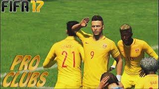 FIFA 17 - Pro Clubs - Skavuska FC #6 - PRIMEIRA VENHA SUA LINDA!!!