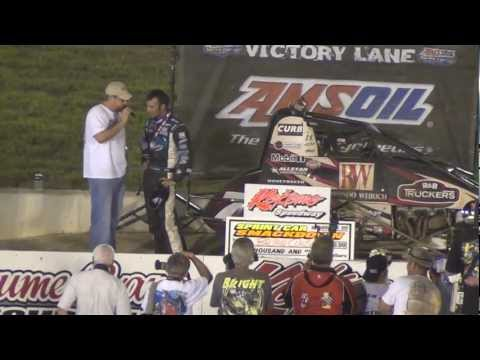 Kokomo Speedway Smackdown Night 1