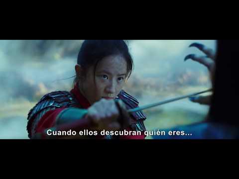 Mulán   Tráiler Oficial (Subtitulado)   Cinemex