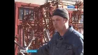 видео балконные перила
