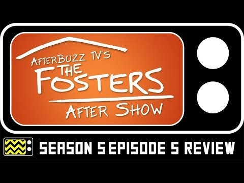 The Fosters Season 5 Episode 5 Review & AfterShow | AfterBuzz TV
