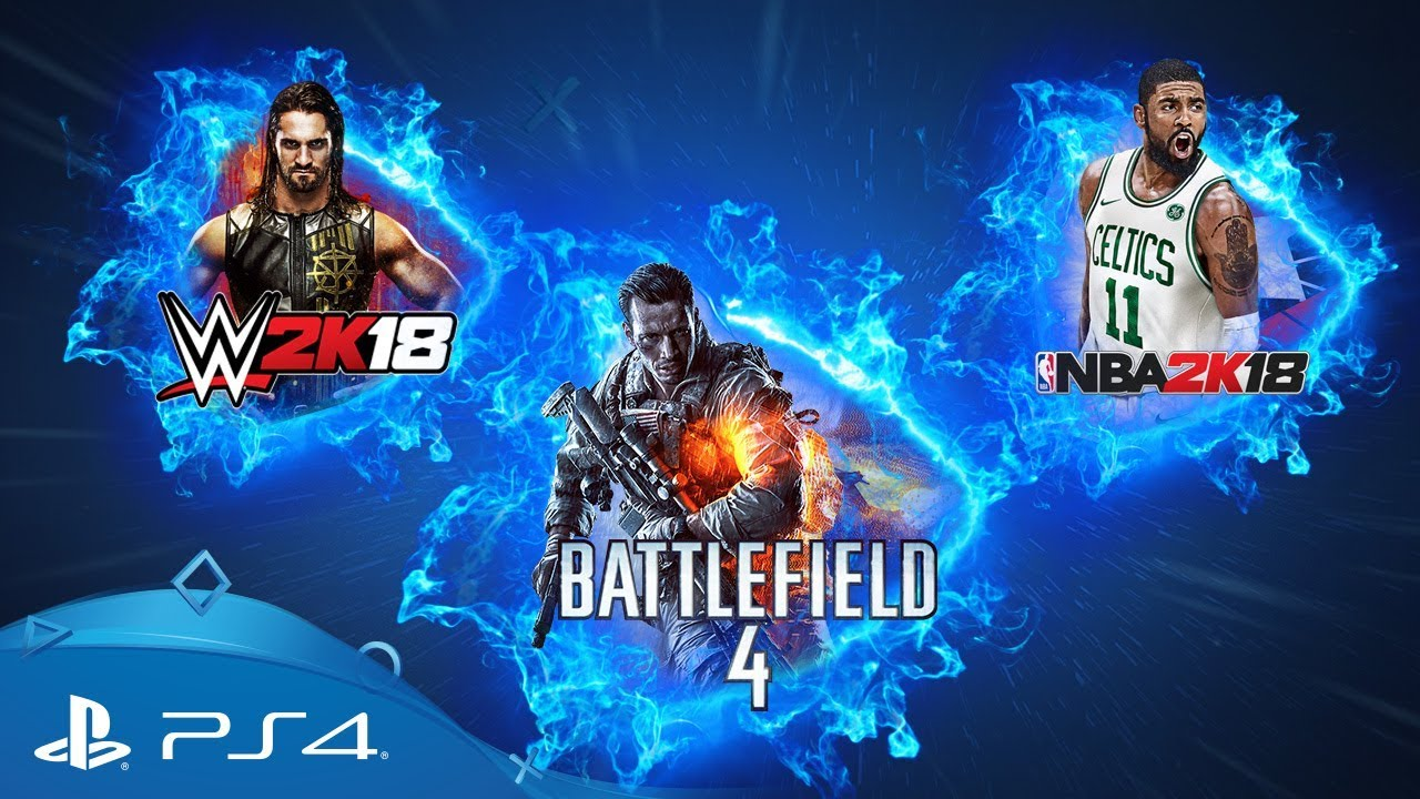 PlayStation Now | March 2019 Update | PS4