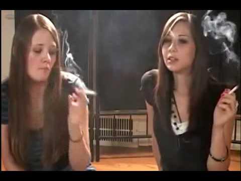 Видео куряших девушек фото 569-704