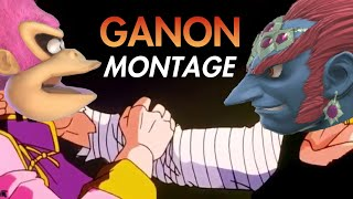 Ganondorf MUST Be Stopped || Super Smash Bros. Ultimate Montage