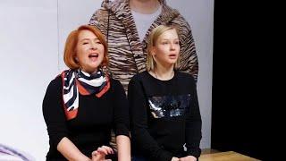 """Театр Наций представил британской публике знаменитую постановку """"Рассказы Шукшина""""."""