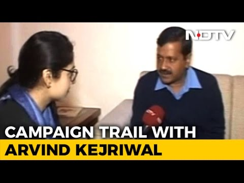 Arvind Kejriwal Claims AAP Will Win Over 100 Seats In Punjab