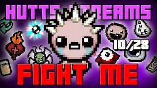 Fight Me CHALLENGE! - Eden Run - Hutts Stream 10/28
