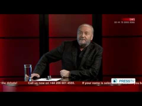 Who is calling for bombing of Muslims? - George Galloway - Comment - Press TV - 2nd April 2015