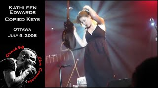"Kathleen Edwards - ""Copied Keys"" - Ottawa - July 9, 2008"