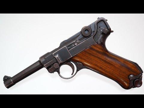 DWM - 1922 Commercial Luger in 7.65 Parabellum