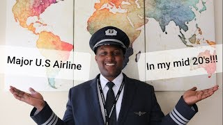 How I became an Airline Pilot