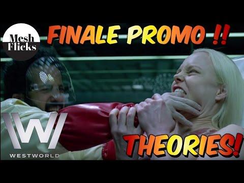 "Westworld | Season 1 Episode 10 ""The Bicameral Mind""| Promo Breakdown | Predictions"