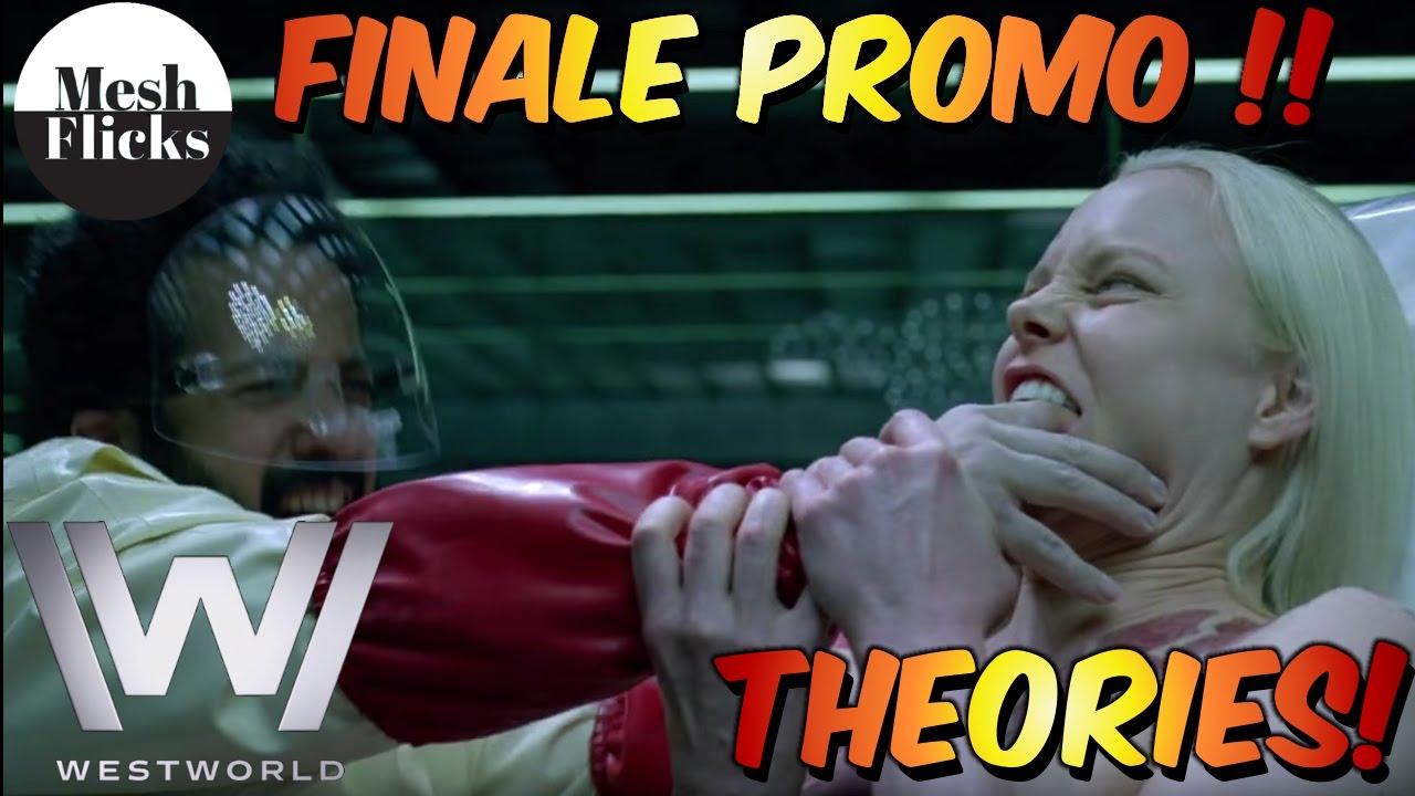 "Download Westworld | Season 1 Episode 10 ""The Bicameral Mind""| Promo Breakdown | Predictions"