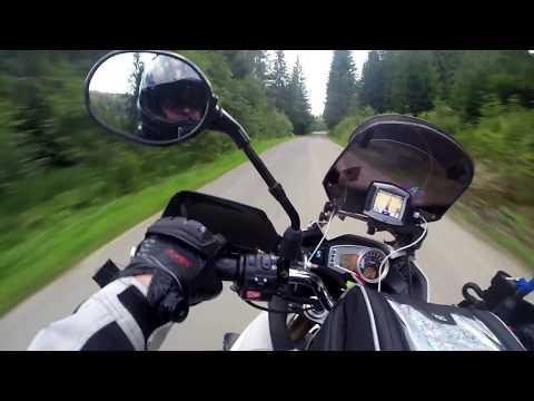 Slovakian Solo Ride  Oravsky Podzamok  Day 10