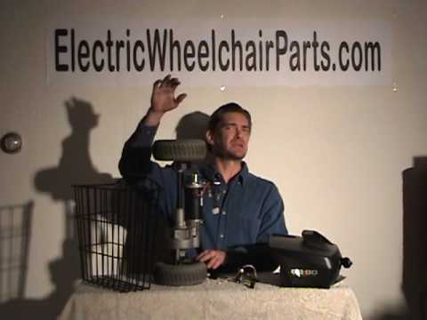electric mobility scooter parts accessories