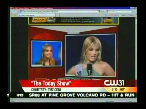 Be Brave Bold Robot on Good Day Sacramento TV show 8-28-2007