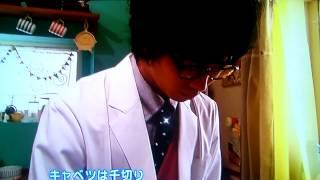 *加藤シゲアキ 花のズボラ飯 料理