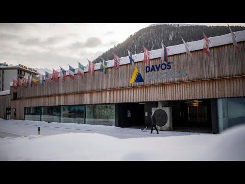 افتتاح منتدى -دافوس- افتراضيا لمعالجة مسائل الوباء وإنعاش النمو الاقتصادي  - 11:58-2021 / 1 / 26