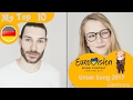 Unser Song 2017 (Germany Eurovision) ~ My Top 10