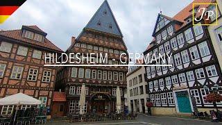 Hildesheim, Germany - Virtual Walk - Market Square