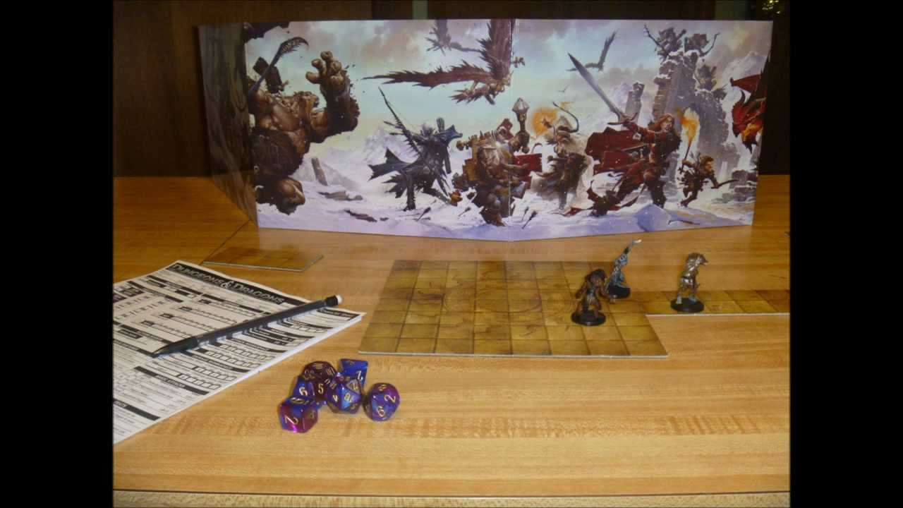DUNGEON MASTERS SCREEN 4E PDF DOWNLOAD