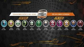 F1 2017 AO VIVO - GP DO JAPÃO - XBOX SPRINT - NARRAÇÃO LUIS COURA - LIGA PRORACE E-SPORTS