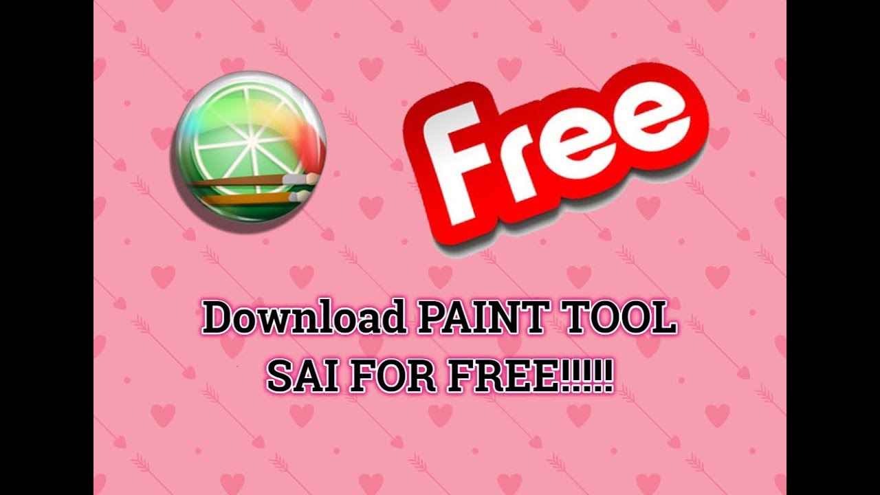paint tool sai free full 2018