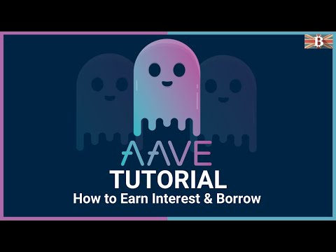Aave 👻 Defi Tutorial: How to Earn Interest & Borrow Against your Crypto