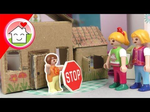 Playmobil Film Familie Hauser - Niemand Darf Mitspielen - Video Für Kinder