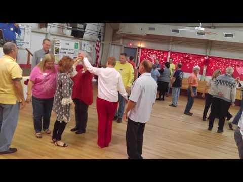 Panama City Beginner square Dance Class 2017