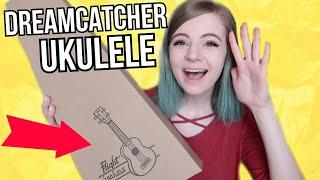 unboxing a super trendy ukulele!