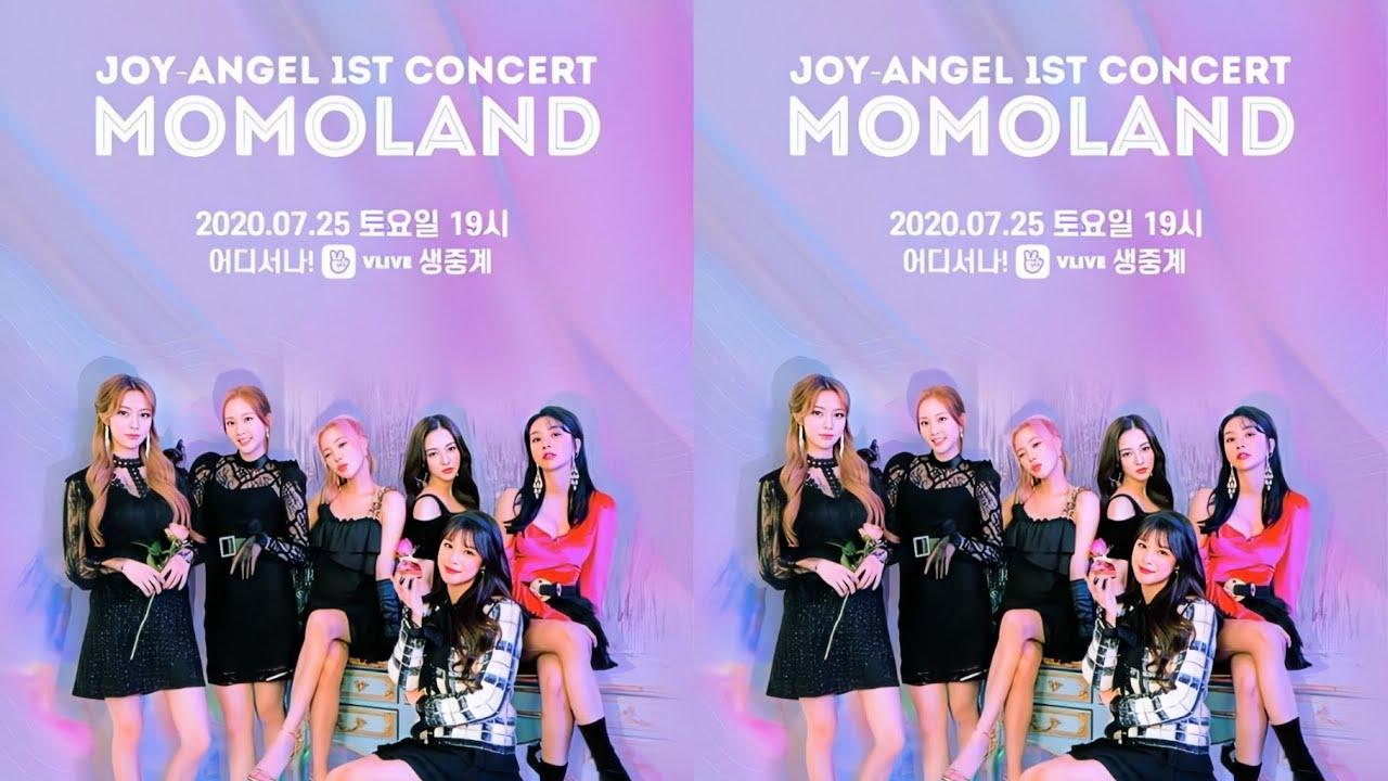 D-1 MOMOLAND 1st JOY ANGEL CONCERT