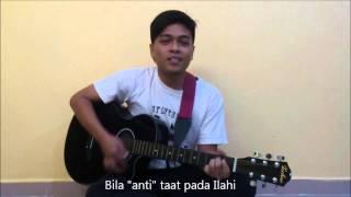 Sandiwara Cinta (Parodi Islamik) - Repvblik Band (Gitar Cover)