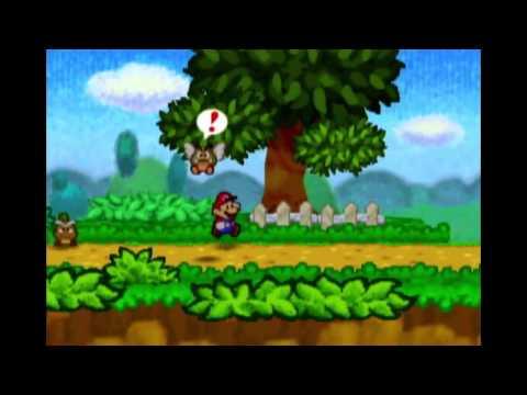 Goombario Skip Glitch - Paper Mario 64