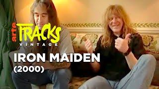 Die Metal-Ikonen über Punk, Mode und Eddie - Iron Maiden im Interview (Vintage2000)   Arte TRACKS