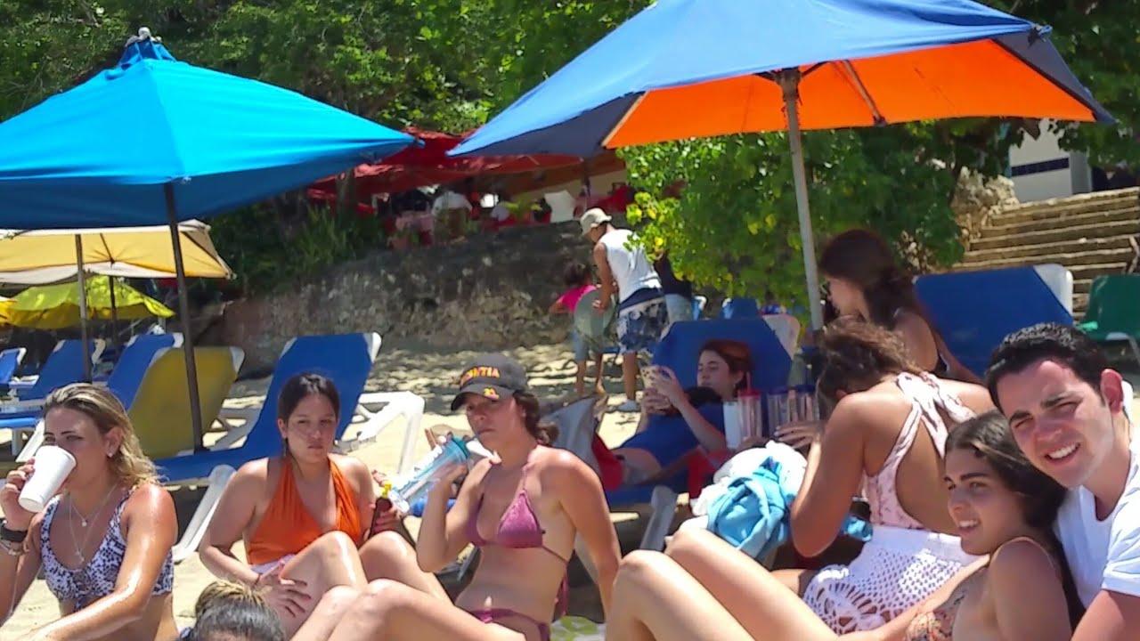 Sosua beach girls