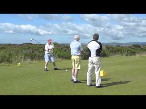 Jim Boyds Golf Swing