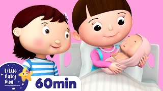 Baby Sister and Brother - I Love My Siblings | +More Nursery Rhymes | ABCs & 123s | Little Baby Bum