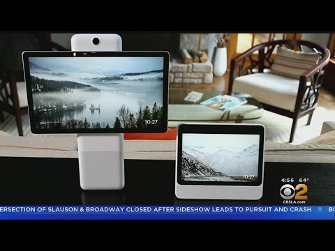 CNET Tech Minute: Tips And Tricks For Using Facebook's Portal